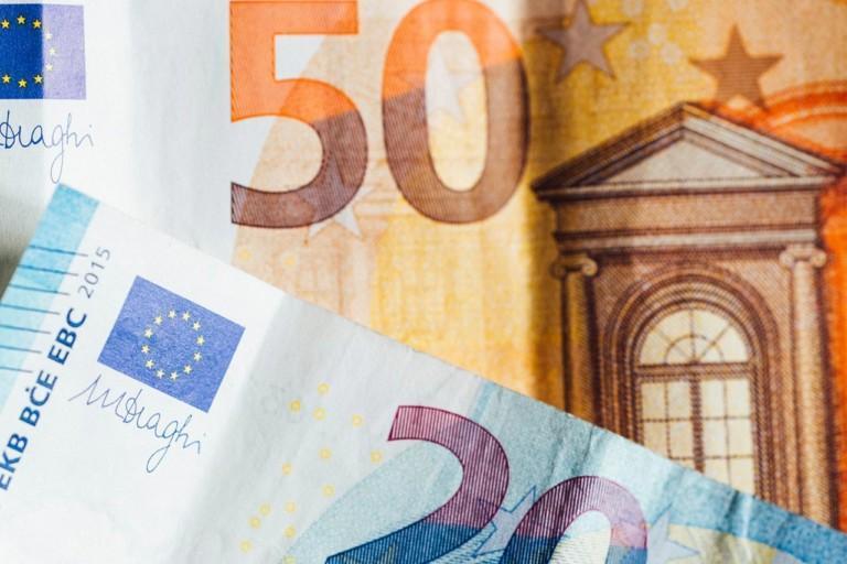Raha Euro rahoitus